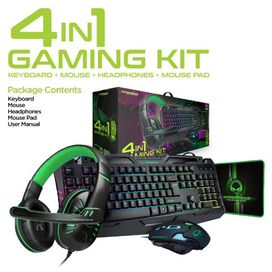 Hypergear 4-in-1 Gaming Kit