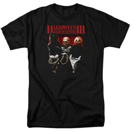 Halloween Iii Trick Or Treat Short Sleeve Adult T-Shirt