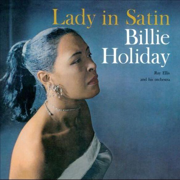 Lady In Satin + 8 Bonus Tracks (Spa)