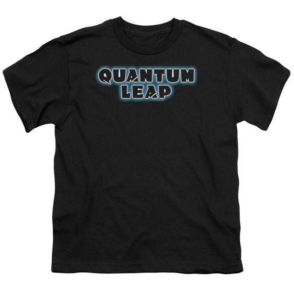 Quantum Leap Logo Short Sleeve Youth T-Shirt