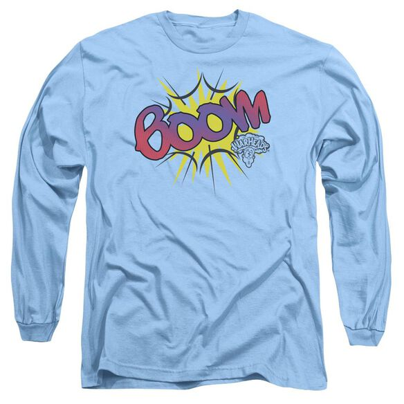 Warheads Boom Long Sleeve Adult Carolina T-Shirt