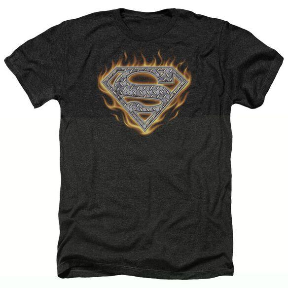 Superman Steel Fire