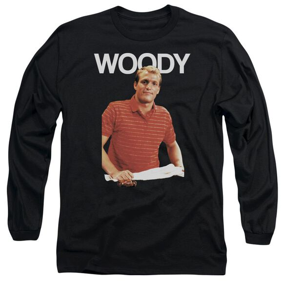 Cheers Woody Long Sleeve Adult T-Shirt