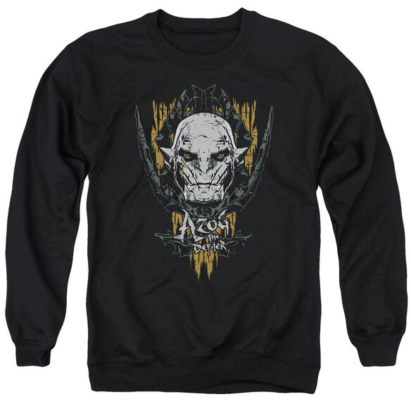 Hobbit Azog Adult Crewneck Sweatshirt