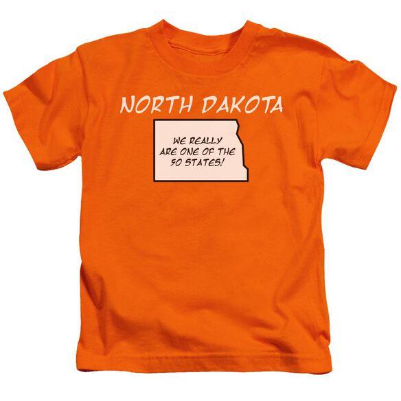 North Dakota Short Sleeve Juvenile T-Shirt