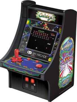 Galaga Micro Player Retro Arcade