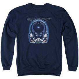 Journey Frontiers Cover Adult Crewneck Sweatshirt