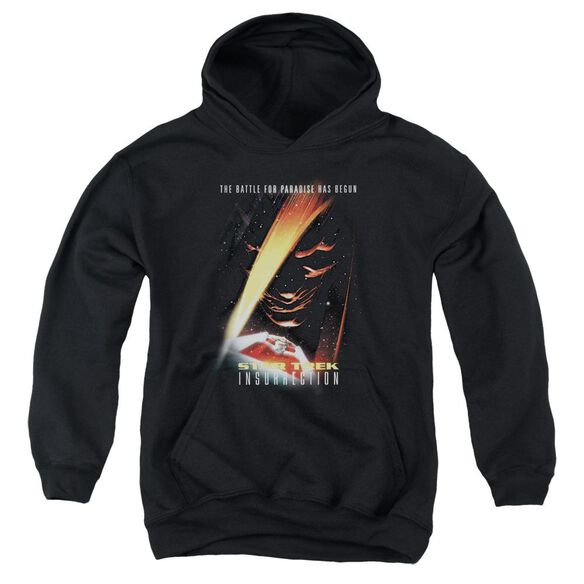 Star Trek Insurrection(Movie) Youth Pull Over Hoodie