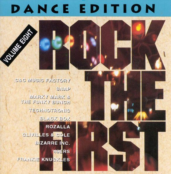 Vol. 8 Rock The First 798