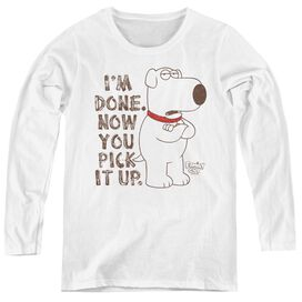 Family Guy Pick It Up-womens Long
