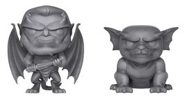 Funko Pop! Disney: Gargoyles Hudson and Bronx 2 pack