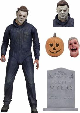 NECA Halloween Michael Myers Action Figure [Ultimate Version]