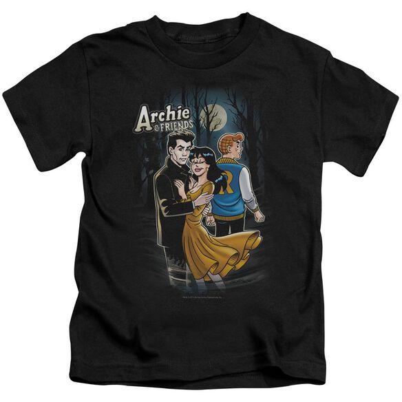 Archie Comics Cover #146 Short Sleeve Juvenile Black T-Shirt