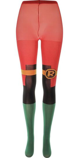 Batman Robin Costume Tights