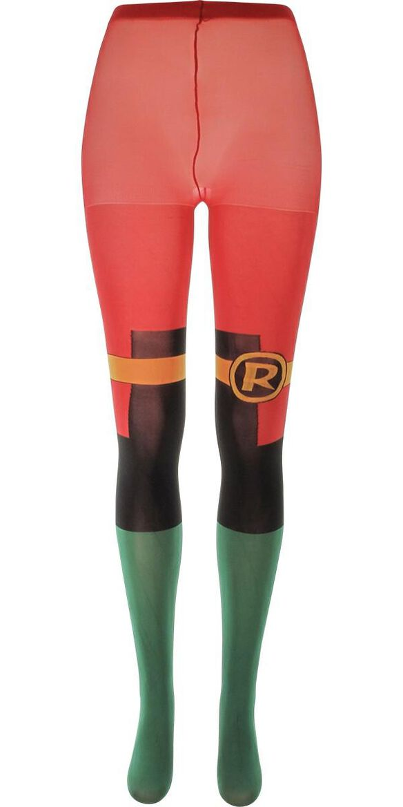 Batman Robin Costume Tights
