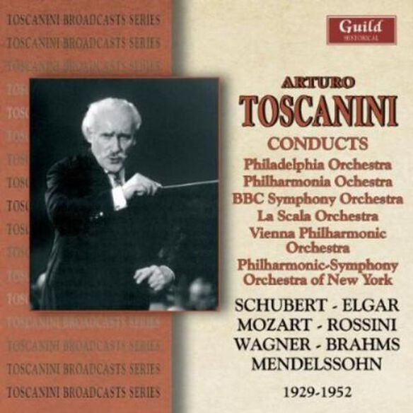 Toscanini Conducts Various Orchestras