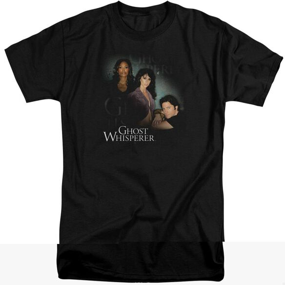 GHOST WHISPERER DIAGONAL CAST-S/S T-Shirt