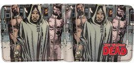 Walking Dead Comic Michonne Bifold Wallet
