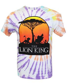 Lion King Sunset T-Shirt