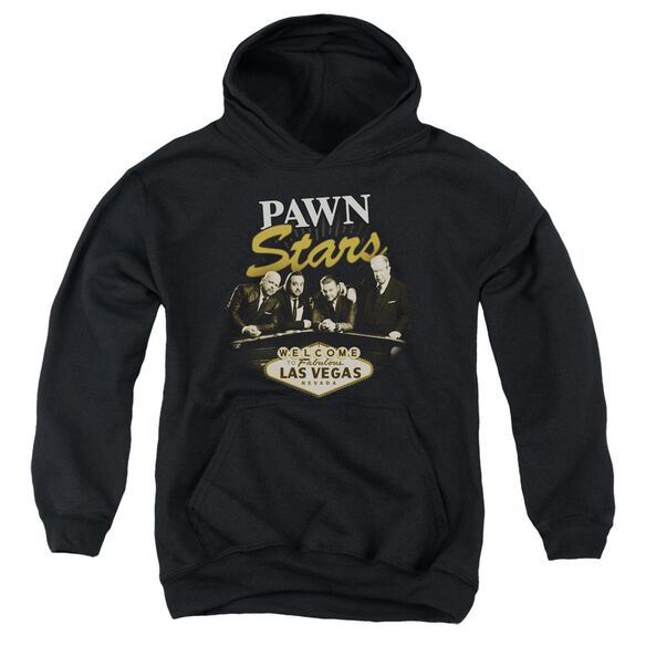 Pawn Stars Let It Roll Youth Pull Over Hoodie