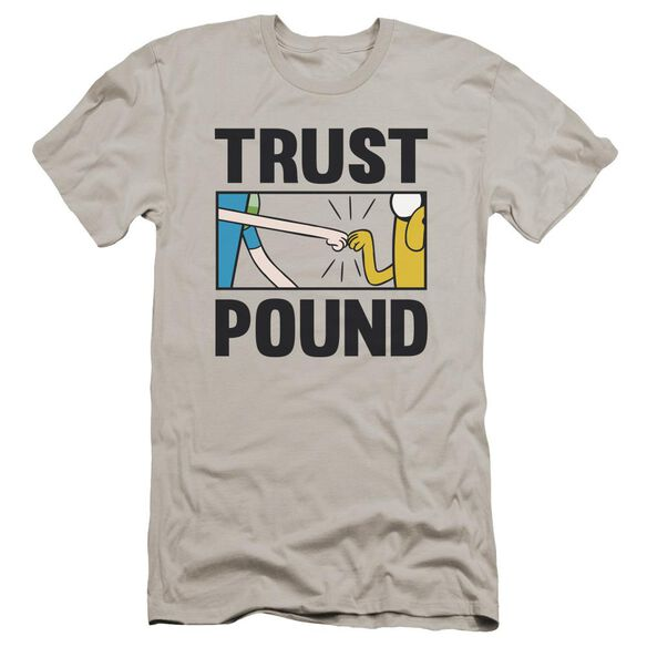 Adventure Time Trust Pound Hbo Short Sleeve Adult T-Shirt