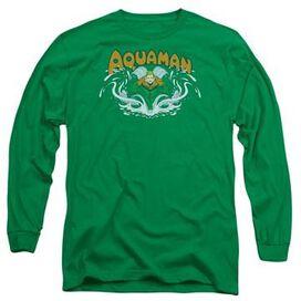 Aquaman Swim Long Sleeve T-Shirt