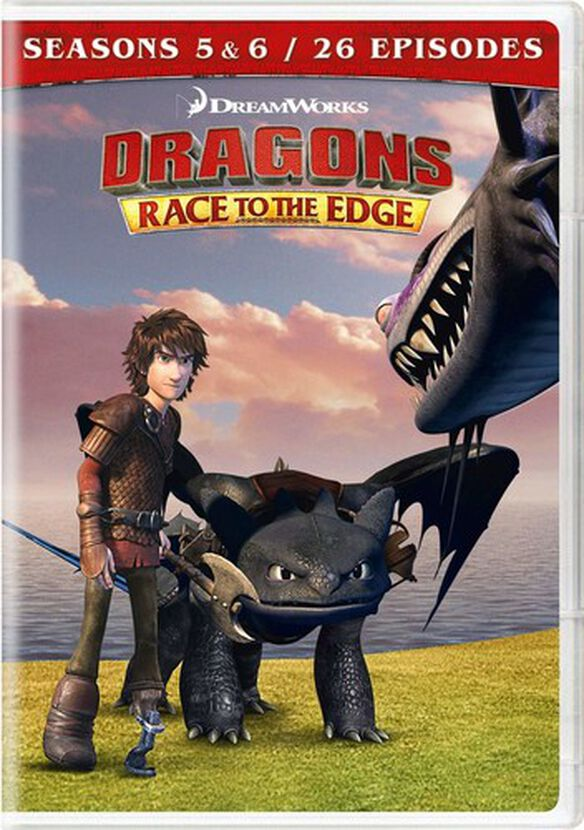 Dragons: Race To The Edge - Seasons 5 And 6