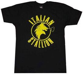 Rocky Stallion T-Shirt Sheer