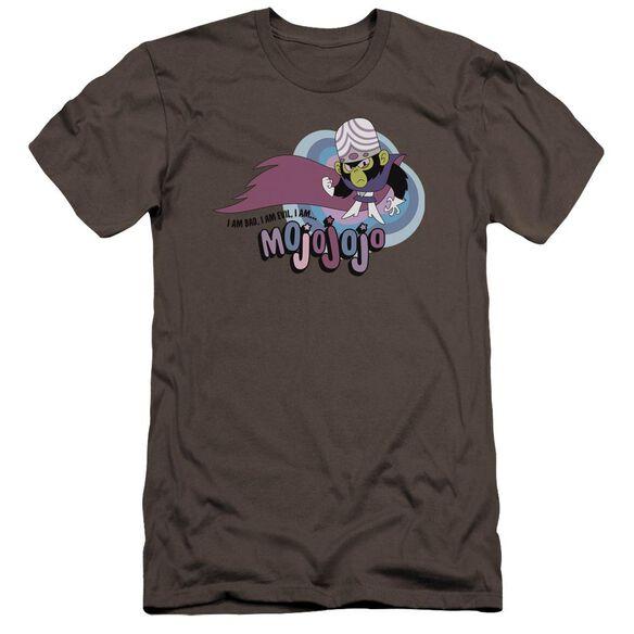 Powerpuff Girls I Am Bad I Am Evil Hbo Short Sleeve Adult T-Shirt