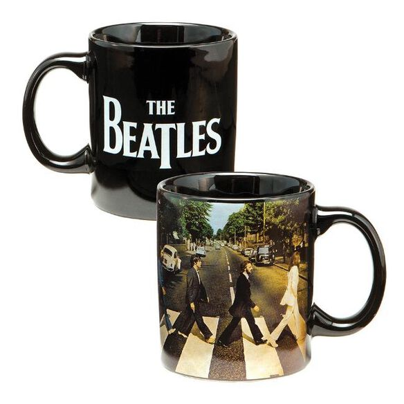 Beatles Abbey Road Ceramic Mug
