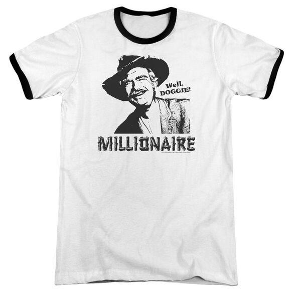 Beverly Hillbillies Millionaire Adult Ringer White Black
