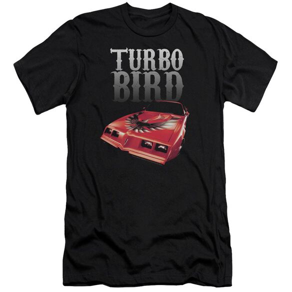 Pontiac Turbo Bird Premuim Canvas Adult Slim Fit