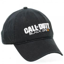 Call of Duty Black Ops 2 Curved Visor Hat