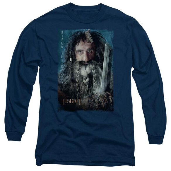 The Hobbit Bifur Long Sleeve Adult T-Shirt