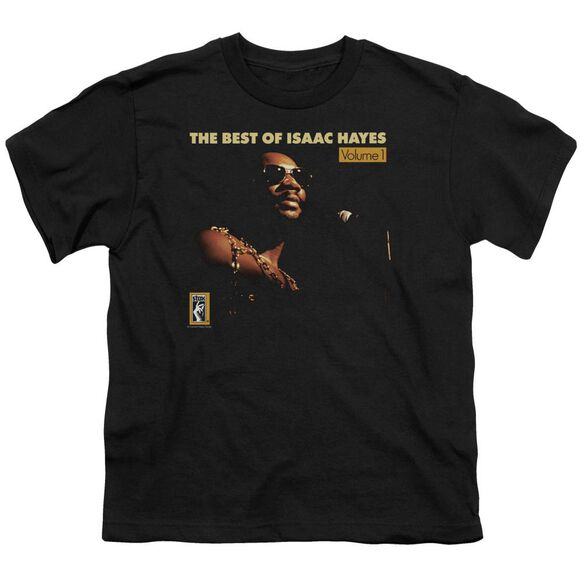Isaac Hayes Chain Vest Short Sleeve Youth T-Shirt