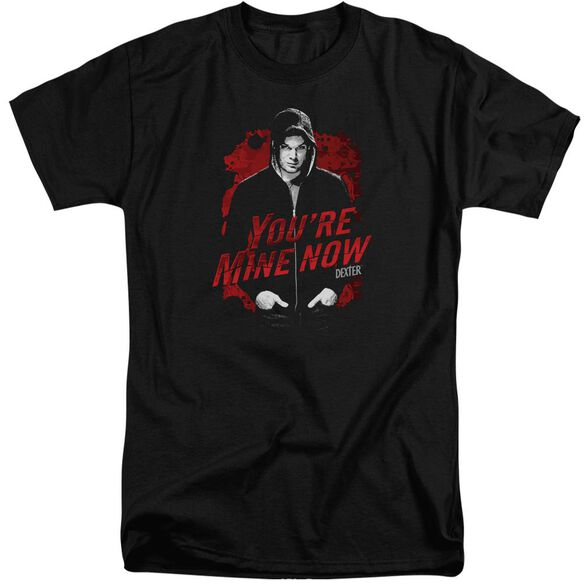 Dexter Dark Passenger Short Sleeve Adult Tall T-Shirt