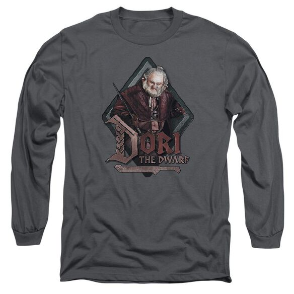 The Hobbit Dori Long Sleeve Adult T-Shirt