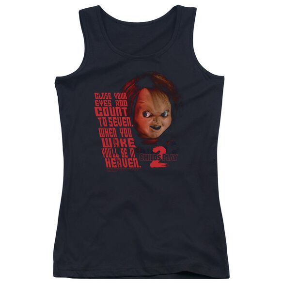 Childs Play 2 In Heaven Juniors Tank Top
