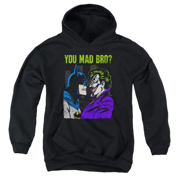 Dc Mad Bro Youth Pull Over Hoodie