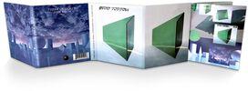 Eddie Jobson - Green Album / Theme Of Secrets (2CD + Blu-ray Audio + 7pg Booklet)