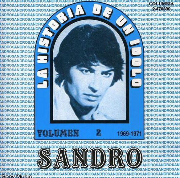 Sandro - La Historia de Un Idolo II