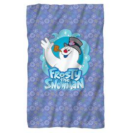 Frosty The Snowman Frosty The Snowman Fleece Blanket