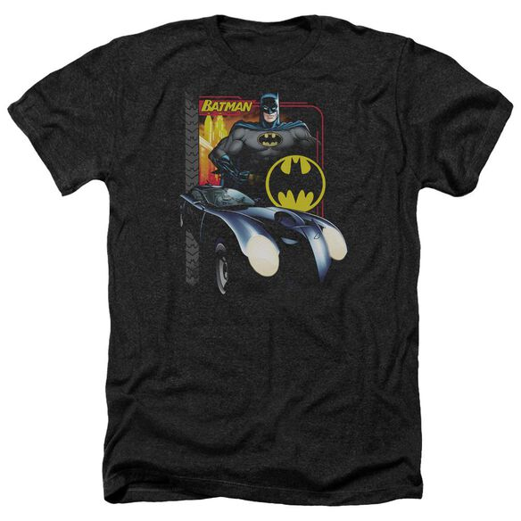 Batman Bat Racing Adult Heather