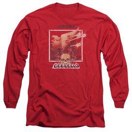 Zz Top Deguello Cover Long Sleeve Adult T-Shirt