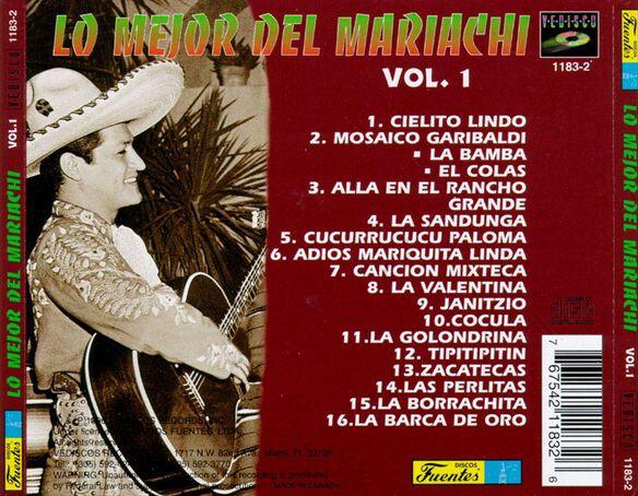 Lo Mejor Del Maria V1 996