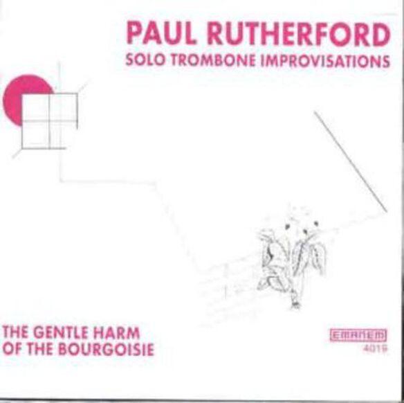 Solo Trombone Gentle Harm Of The Bourgeoisie (Spa)