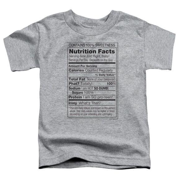 100% SWEETNESS- TODDLER T-Shirt