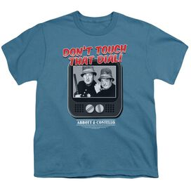 Abbott & Costello That Dial Short Sleeve Youth T-Shirt