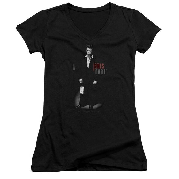 Dean Love Letters Junior V Neck T-Shirt