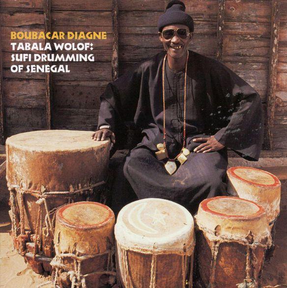 Tabala Wolof: Sufi Drummi